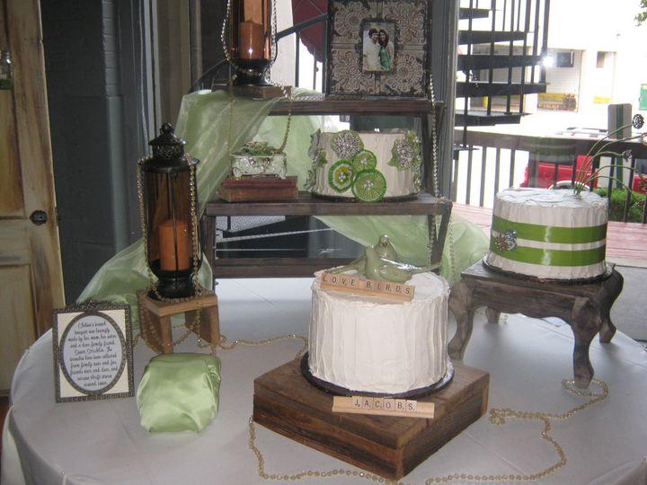 Tmx 1398901151325 Img247 Little Rock wedding cake