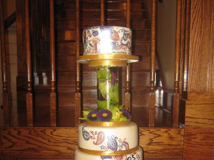Tmx 1398901205805 Img249 Little Rock wedding cake