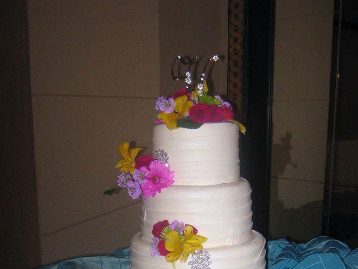 Tmx 1398901258235 Img273 Little Rock wedding cake