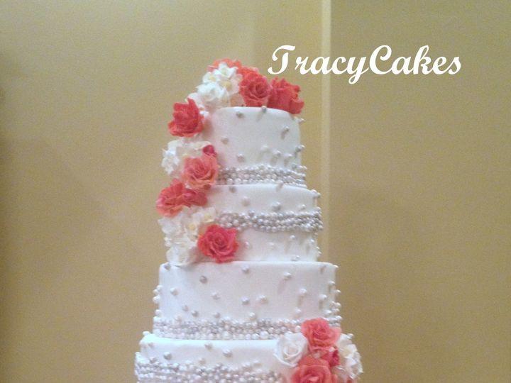 Tmx 1398902594332 Suzanne Smit Little Rock wedding cake