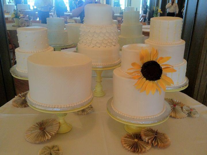Tmx 1398902674548 Wedding Grou Little Rock wedding cake