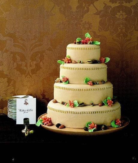 Wendy Kromer Confections - Wedding Cake - Sandusky, OH - WeddingWire