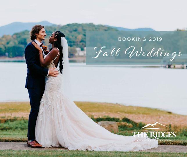 Fall Wedding The Ridges