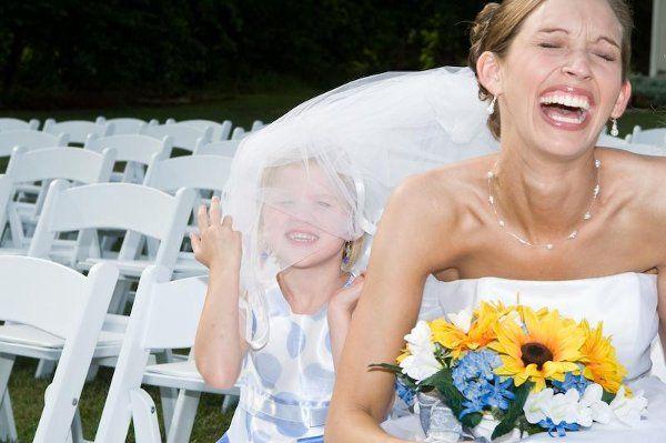 Wedding in July 2008