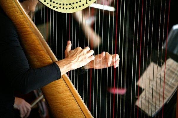 Laura Witt Smith Harpist