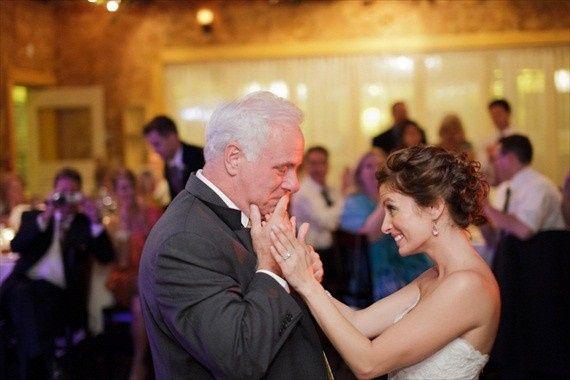Avalon Dad and Bride