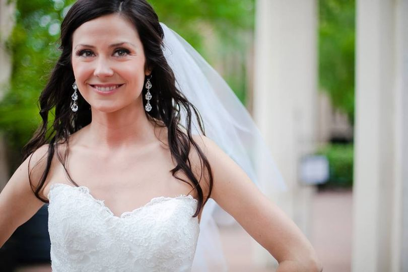 Another beautiful Avalon Bride!