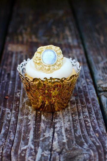 Royal Cupcakes