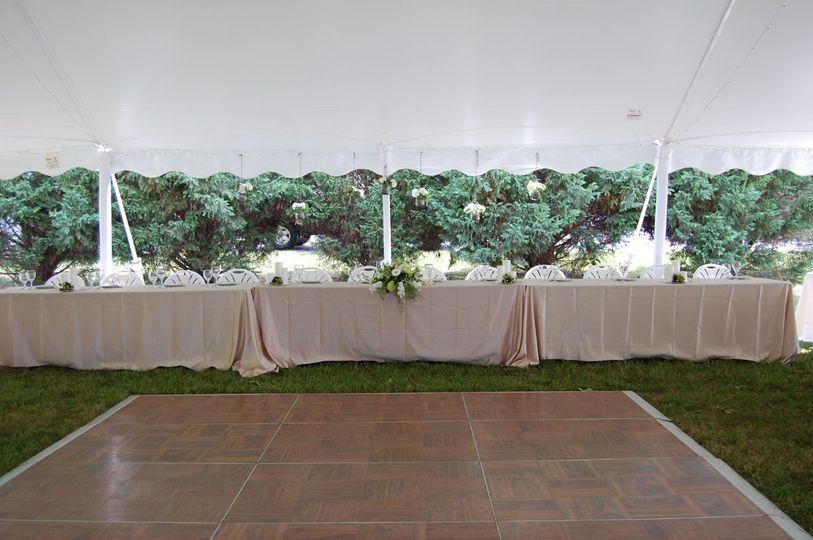 Tents 4 Rent Inc Restroom Trailer Rentals Event Rentals Denton Md Weddingwire