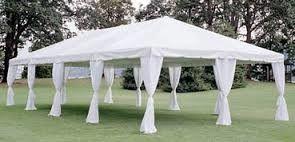 tent leg skirting