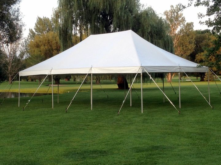 Tmx 1506096171293 20x30 Pole Tent West Berlin wedding rental