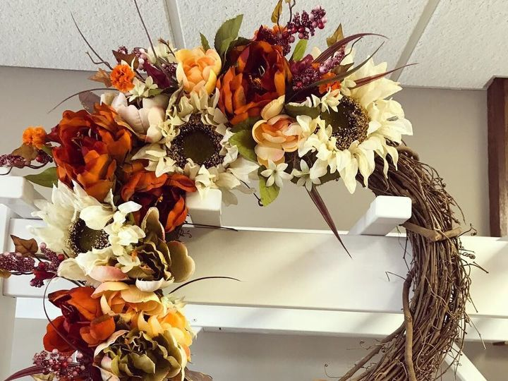Tmx 1506096273390 Wreath West Berlin wedding rental