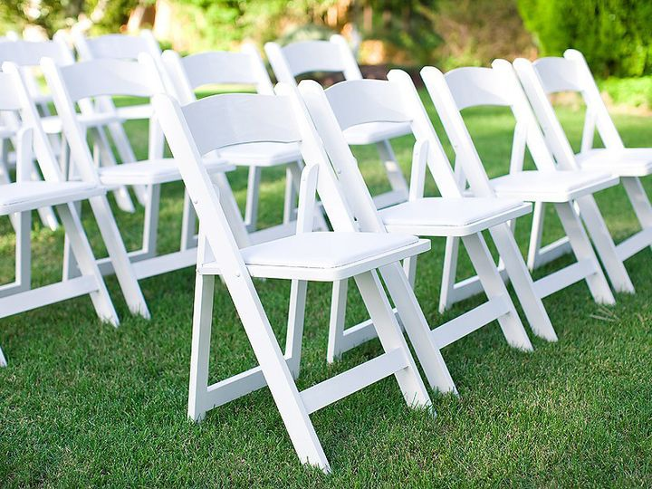 Tmx 1506096414282 Wood Folding Chairs On A Lawn West Berlin wedding rental