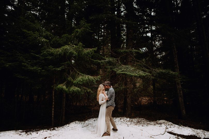 Winter in the forest (Anthony Godines Photography)