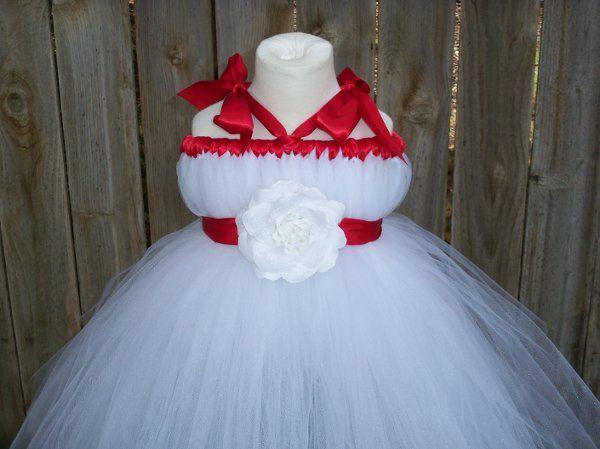 Custom made empire waist tutu dress!
