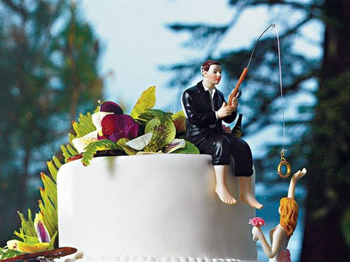 Tmx 1278884285848 Gonefishingcaketoppers Wrentham wedding favor