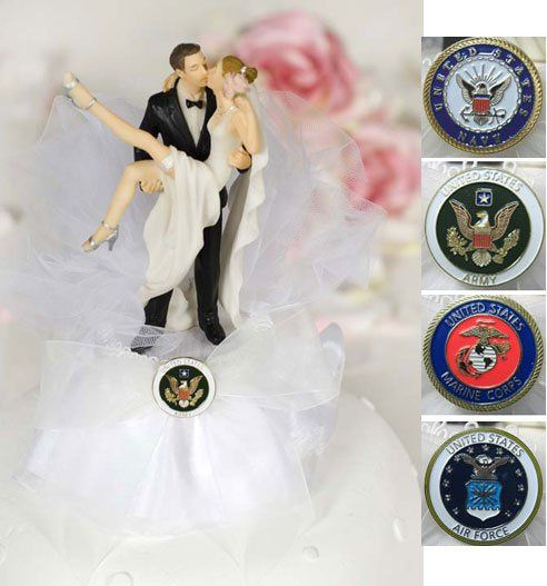 Tmx 1327022879628 Armyweddingcaketoppers Wrentham wedding favor