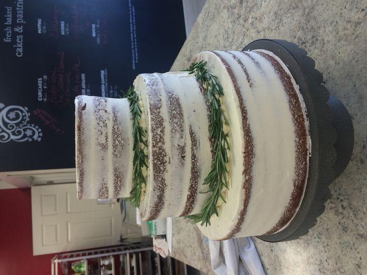Tmx 1514297770295 Img2244 Gloucester wedding cake