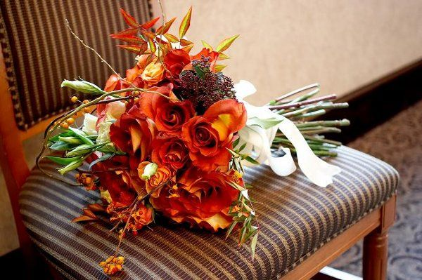 Tmx 1326152349123 Fallbouquet Seattle wedding florist