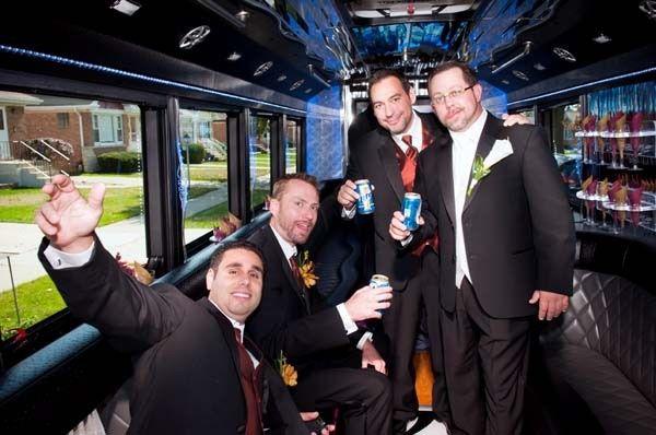 bachelor party limo service austin party bus