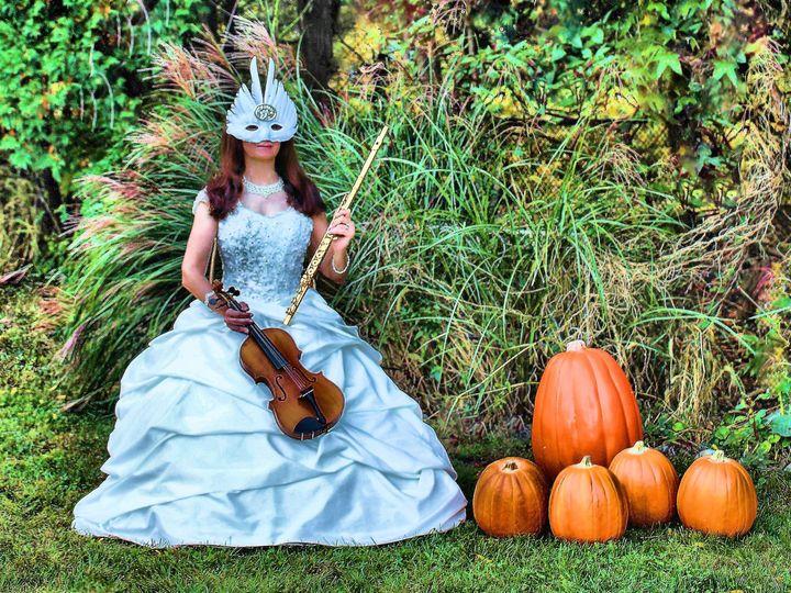 Tmx 1477071382095 Michele Halloween Mask 027 Toms River, New Jersey wedding ceremonymusic