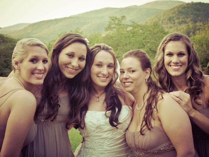 Tmx 1383663348700 Briannespence1 Asheville, NC wedding beauty