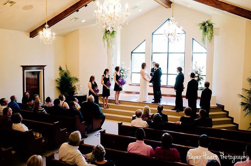 Arbuckle Wedding Chapel Venue Davis Ok Weddingwire