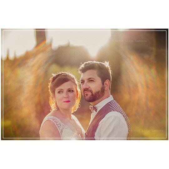 shabby chic wedding in tuscany livio lacurre weddi