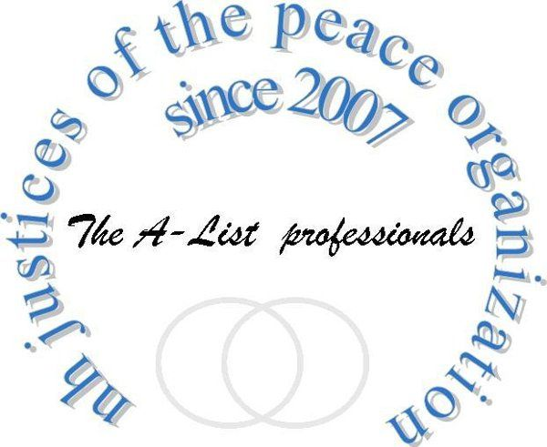 NH Justices of the Peace A-List Organization