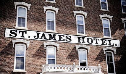 St. James Hotel, Est. 1875 1