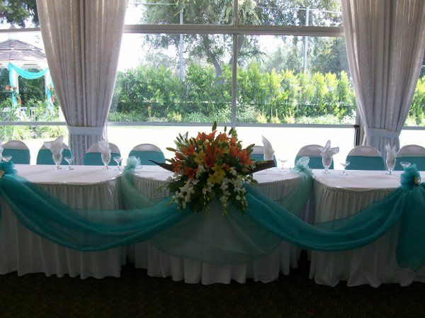 Tmx 1320341449466 CWBallroomTableA Los Angeles, CA wedding venue