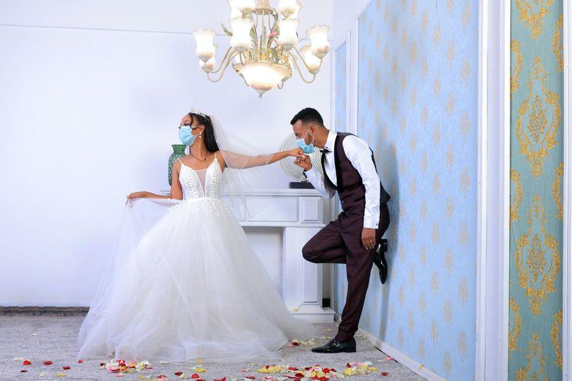 Quarantine Wedding