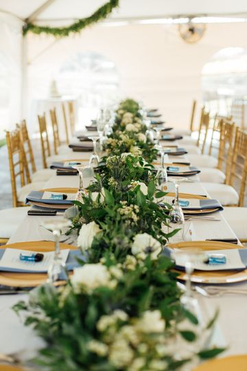 Bridal Party Seating