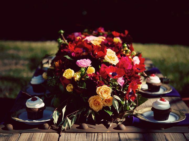 Tmx 1347138148113 Intimatedesigntable36 Broken Arrow wedding planner