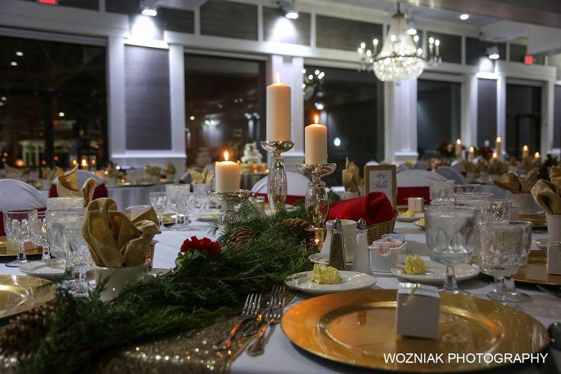 Winer Wedding Center room