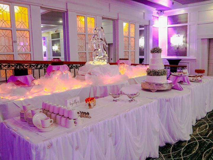 Tmx Pastry Table 51 26194 Buffalo, NY wedding venue