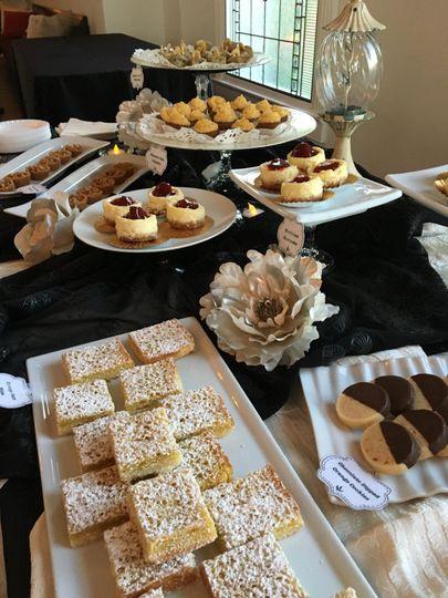 More Dessert Tables