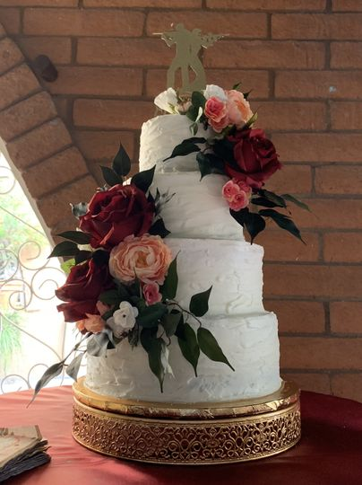 Wedding Cake SnD