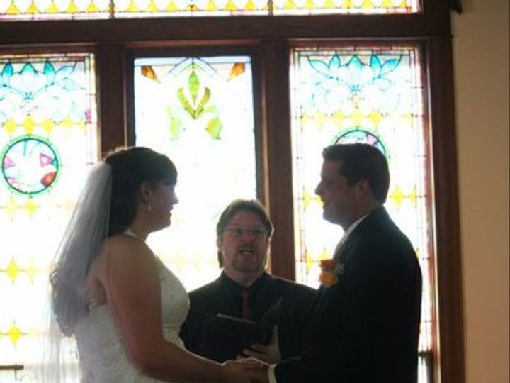 Tmx 1322515102601 1798021656873699065115378332131462733115905n Blue Springs, Missouri wedding officiant