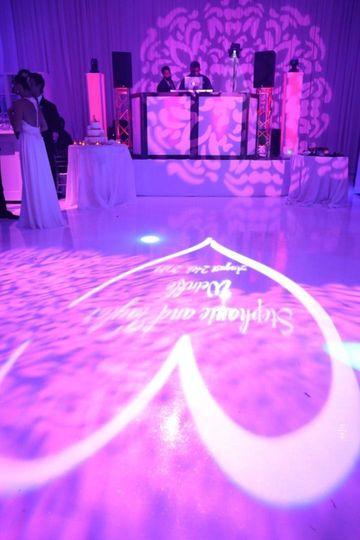 Wedding DJ & Lighting