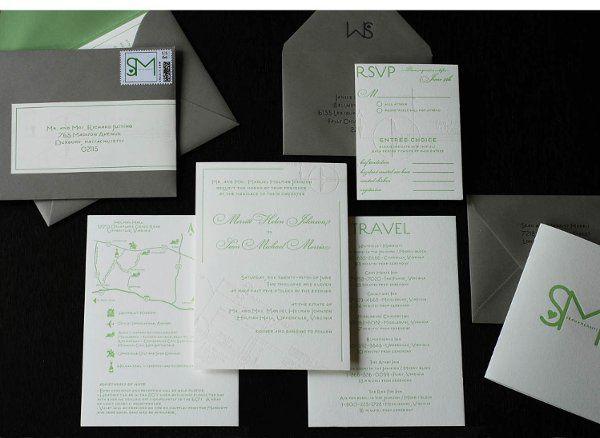 custom letterpress suite
