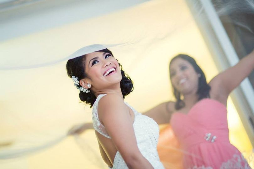 Bridal Hair and Makeup at the Four Seasons at Koolina