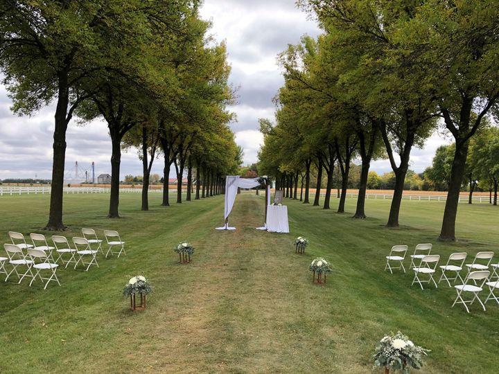 Tmx Square Wood Arch Chairs 51 110294 161685329555692 Fairfax, MN wedding rental
