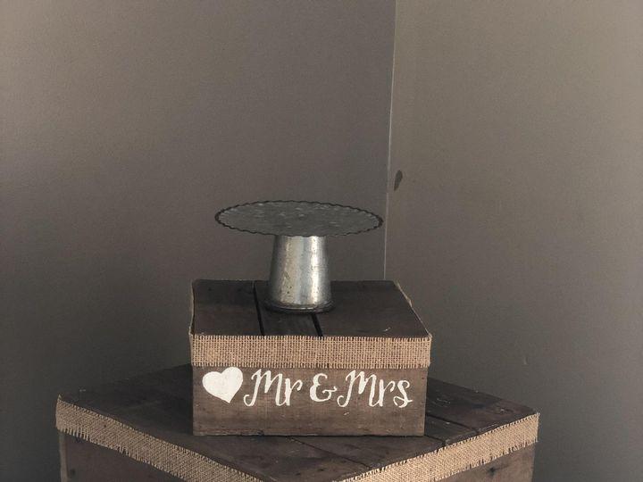 Tmx Wood 3 Tier Cake Stand 3 51 110294 161688390930514 Fairfax, MN wedding rental