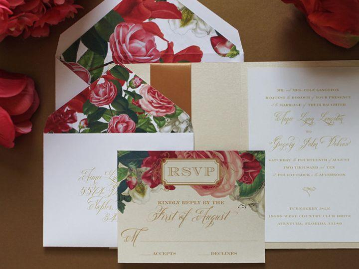 Tmx 1373661068359 Amiegregory4 Burlington wedding invitation