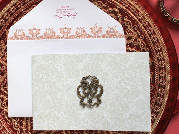 Tmx 1373661102040 Amishavikrom1 Burlington wedding invitation
