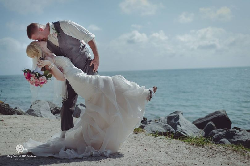 Wedding dip - Key West HD Video Productions