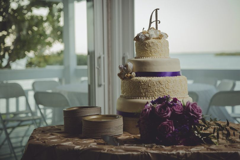 Tiered cake - Key West HD Video Productions