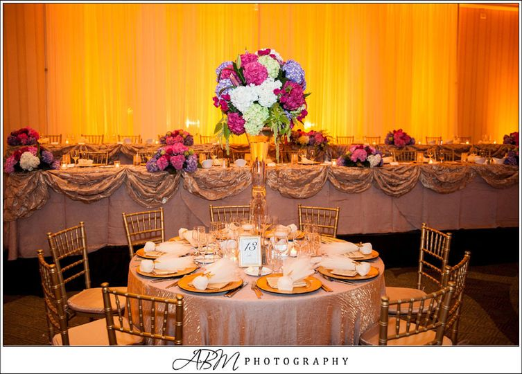 Head-Table-Backdrop-with-Amber-Uplights