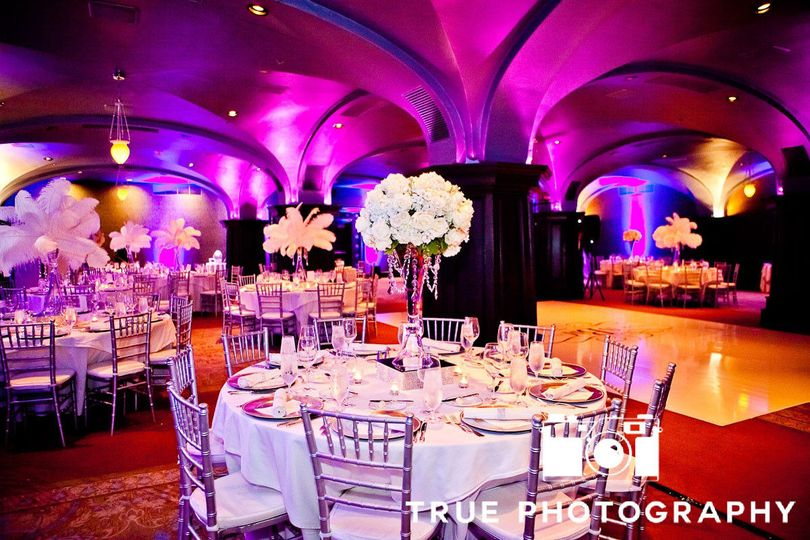 San Diego Events Lighting Company